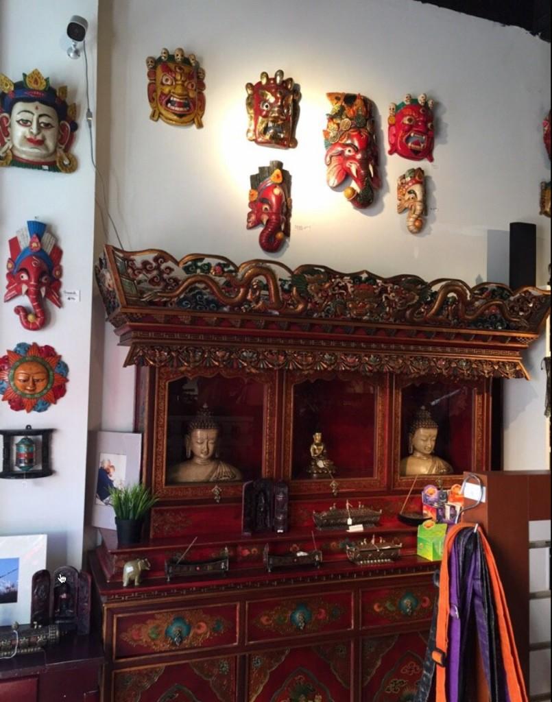 Inside Kathmandu