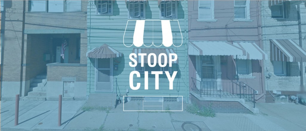 Stoop city graphic