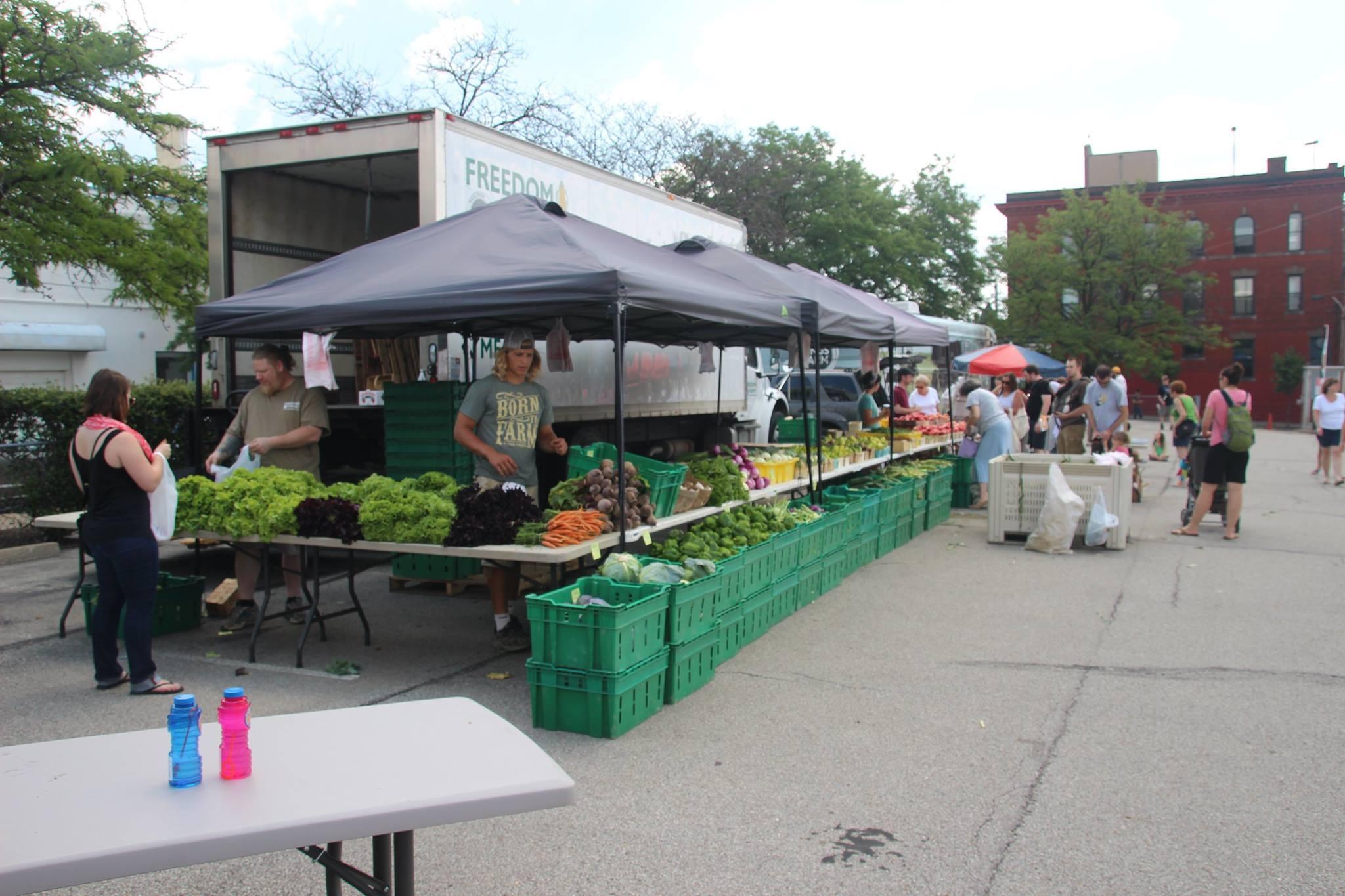 Bloomfield Saturday Market