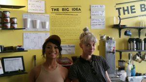 Big Idea volunteers