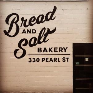 Bread & Salt front door